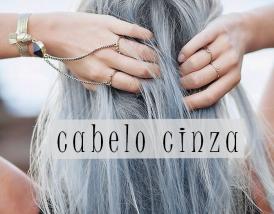 cabelos cinza