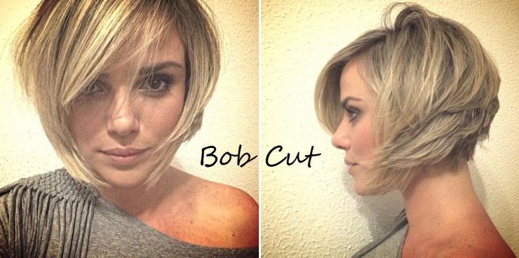 bob-cut