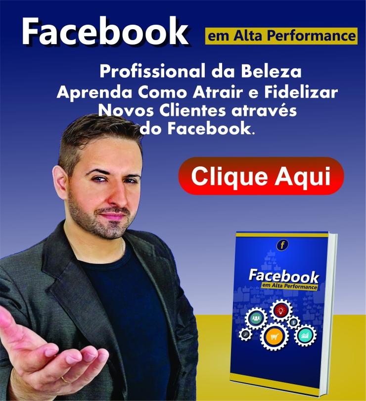 Curso Facebook em Alta Performasse.