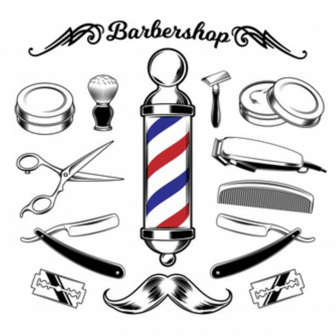 curso de barber shop