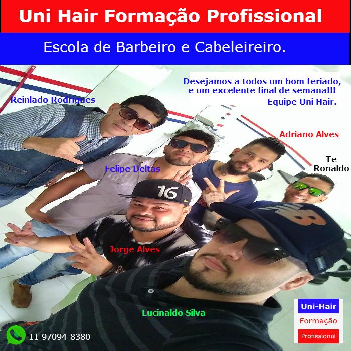 equipe uni hair
