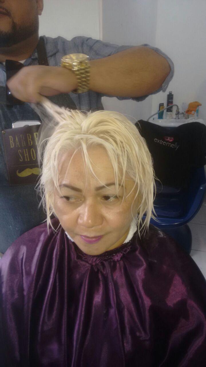curso de aperfeiçoamentos em cabelos louros