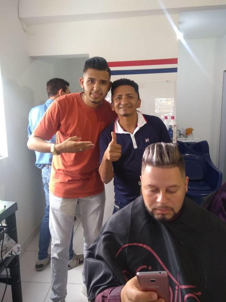 curso de barbeiro uni hair