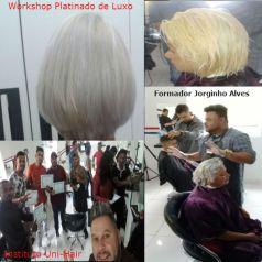Escola de Cabeleireiro e Barbeiro Uni-Hair Formação Profissional Inscrições Abertas para os Cursos de Cabeleireiro e Barbeiro Iniciantes faça sua reserva...