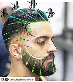 barbeiro corte