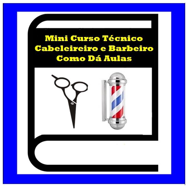 Tutorial Para Cabeleireiros e Barbeiros